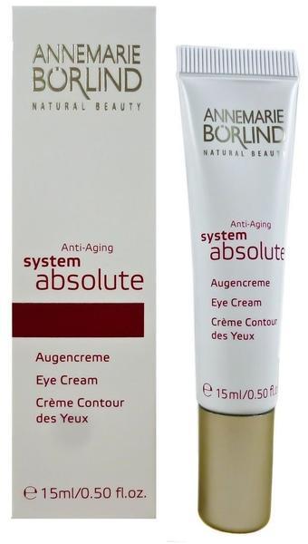 Annemarie Börlind System Absolute Augencreme (15ml)