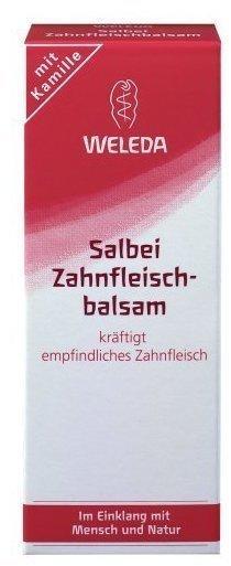 Weleda Salbei Zahnfleisch Balsam (30ml)