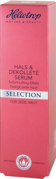 Heliotrop Selection Hals & Dekolleté Serum (30ml)