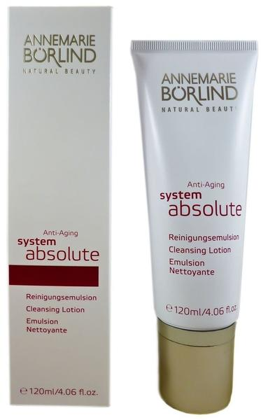 Annemarie Börlind System Absolute Reinigungsemulsion (120ml)