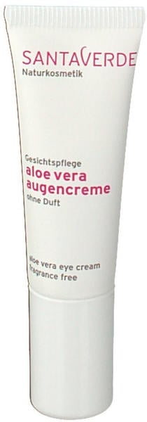Santaverde Aloe Vera Augencreme ohne Duft (10ml)