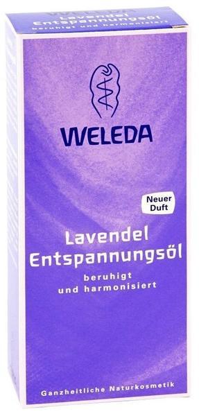 Weleda Lavendel Entspannungsöl (100ml)