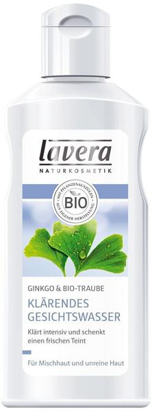 Lavera Faces Ginkgo & Bio-Traube Klärendes Gesichtswasser (125ml)