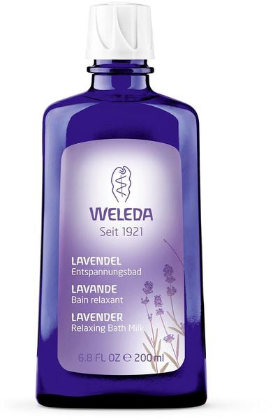 Weleda Lavendel Entspannungsbad (200 ml)