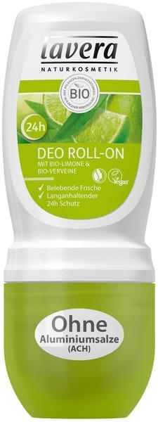 Lavera Deo Roll-On Bio-Limone & Bio-Verveine (50 ml)