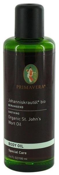 Primavera Life Johanniskrautöl Körperöl (100ml)