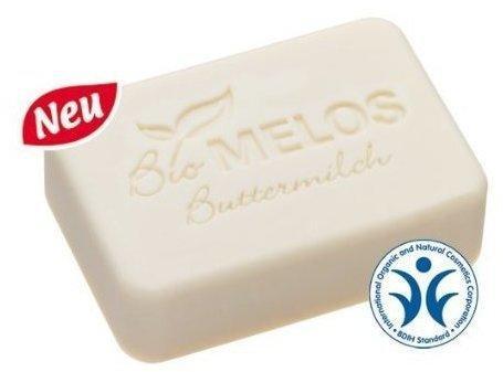 Speick Melos bio Buttermilch-Seife (100g)