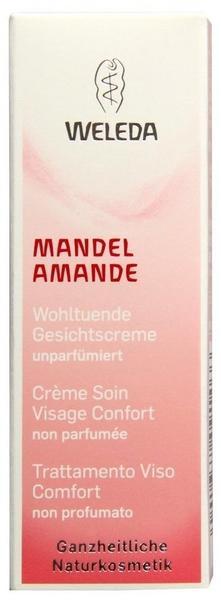 Weleda Mandel Wohltuende Gesichtscreme (7ml)