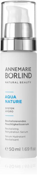 Annemarie Börlind Aquanature System Hydro Revitalisierendes Feuchtikeitsserum (50ml)