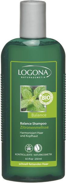 Logona Balance Shampoo Zitronenmelisse (250ml)