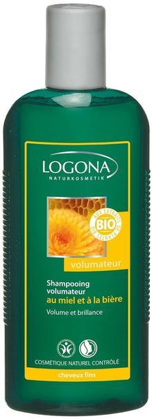Logona Volumen-Shampoo Bier & Honig (250ml)