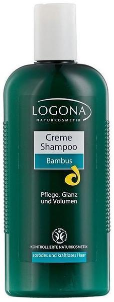 Logona Creme Shampoo Bambus (250ml)