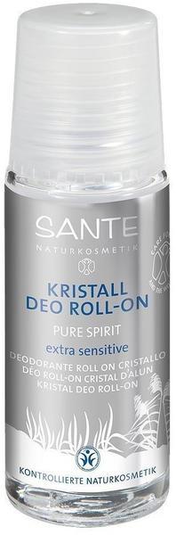 Sante Kristall Deo Roll-on Pure Spirit (50ml)
