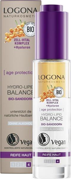 Logona Age Protection Hydro-Lipid Balance (30ml)