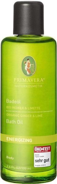 Primavera Life Ingwer Limette Badeöl (100 ml)