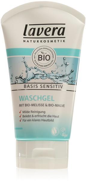 Lavera Basis Sensitiv Waschgel (125ml)