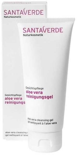 Santaverde Aloe Vera Reinigungsgel (100ml)