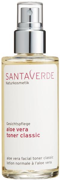 Santaverde Aloe Vera Spray Pur Ohne Duft (100ml)