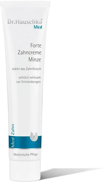 Dr. Hauschka Med Forte Zahncreme Minze