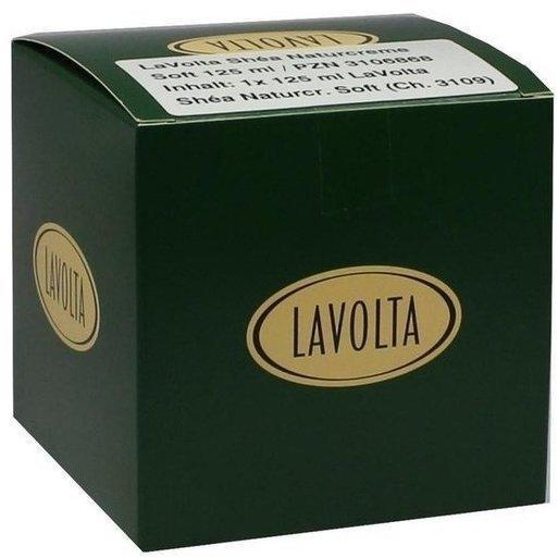 LaVolta Shea Naturcreme Soft (125ml)