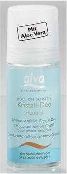 Alva Kristall sensitiv Deo Roll-on (50 ml)