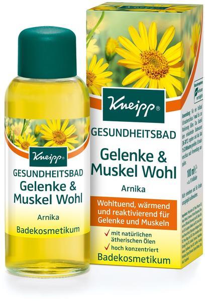 Kneipp Gesundheitsbad Gelenke & Muskel Wohl Arnika (100 ml)