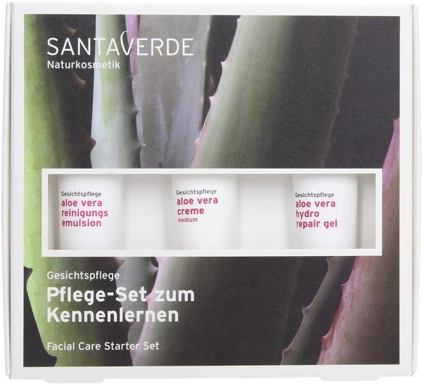 Santaverde Aloe Vera Kennenlern-Set