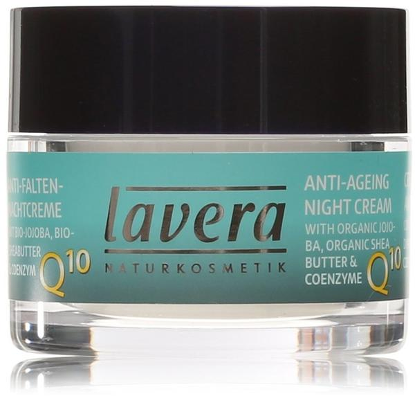 Lavera Basis Sensitiv Q10 Anti-Falten Nachtcreme (50ml)