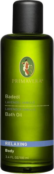 Primavera Life Lavendel Vanille Badeöl (100 ml)