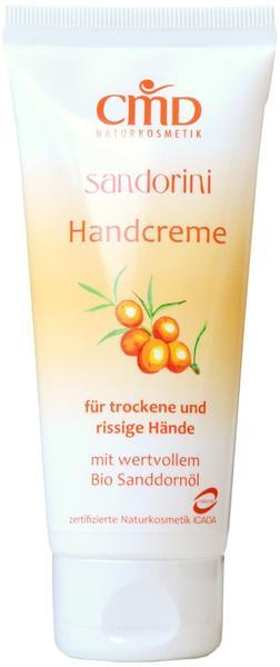 CMD Naturkosmetik Sandorini Handcreme (100ml)