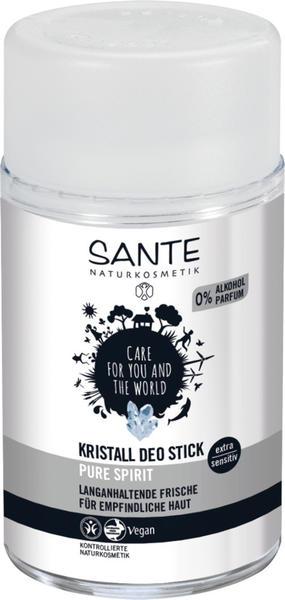 Sante Kristall extra sensitive Pure Spirit Deodorant Stick (100 g)