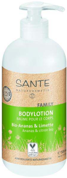 Sante Family Bodylotion Bio-Ananas & Limette (500ml)