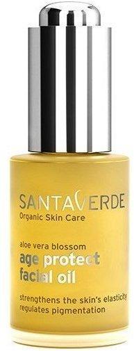 Santaverde Aloe Vera Age Protect Öl (30ml)