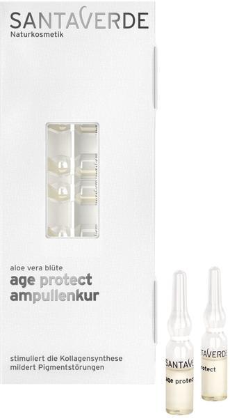Santaverde Age Protect Ampullenkur (10x1ml)