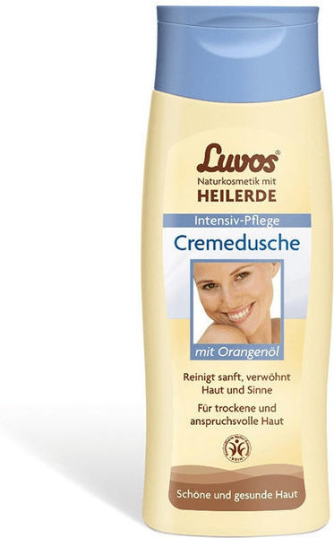 Luvos Naturkosmetik Cremedusche mit Orangenöl (200 ml)