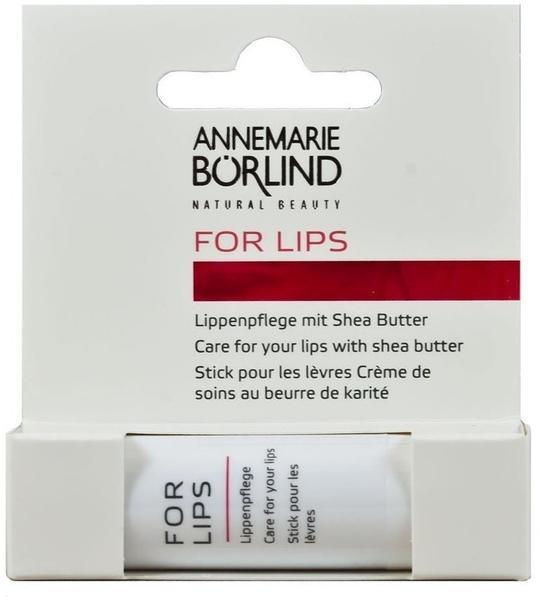 Annemarie Börlind For Lips Lippenpflege mit Shea Butter (5g)