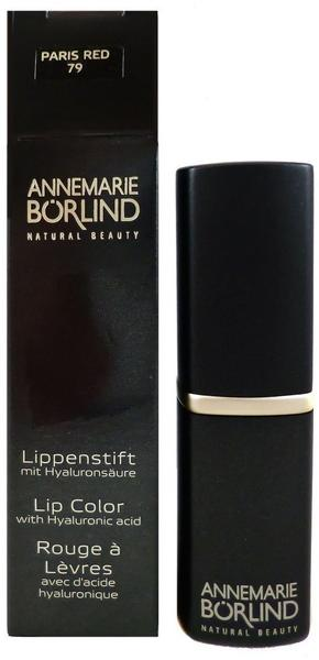 Annemarie Börlind Lippenstift - 79 Paris Red (4,4 g)