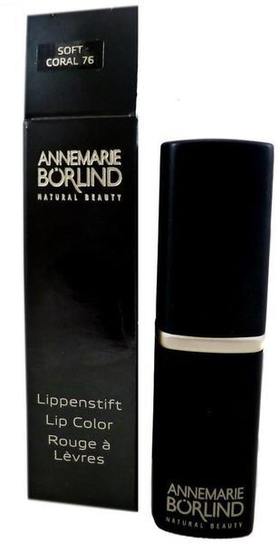 Annemarie Börlind Lippenstift - 76 Soft Coral (4,4 g)