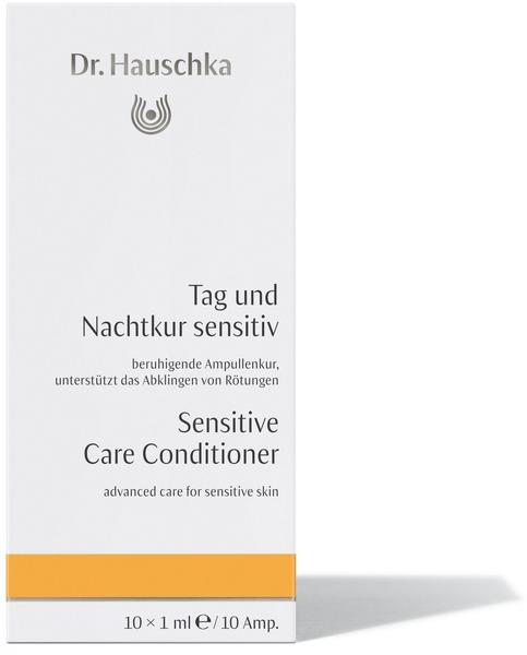 Dr. Hauschka Tag und Nachtkur sensitiv (10 Stk.)