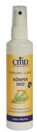 CMD Teebaumöl-Classic Körper Deo 100 ml