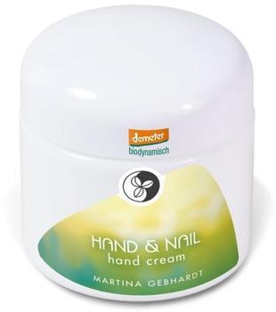 Martina Gebhardt Hand & Nail Cream ( 100 ml )