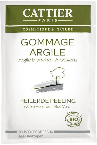Cattier Weiße Heilerde Peeling 12.5 ml