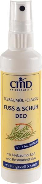 CMD Naturkosmetik Teebaumöl Classic Fuß+Schuh Deo (100 ml)