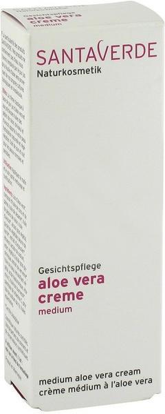 Santaverde Aloe Vera Creme medium (30ml)