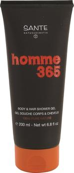 Sante Homme 365 Body & Hair Shower Gel (200 ml)