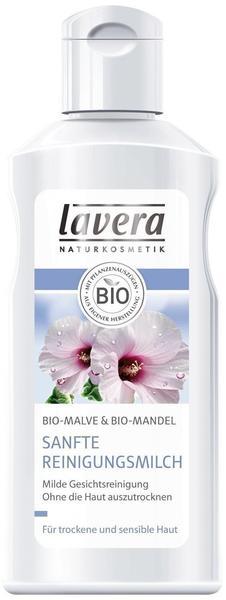 Lavera Faces Bio-Malve & Bio-Mandel Sanfte Reinigungsmilch (125ml)