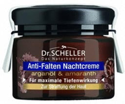 Dr. Scheller Arganöl & Amaranth Nachtcreme (50ml)