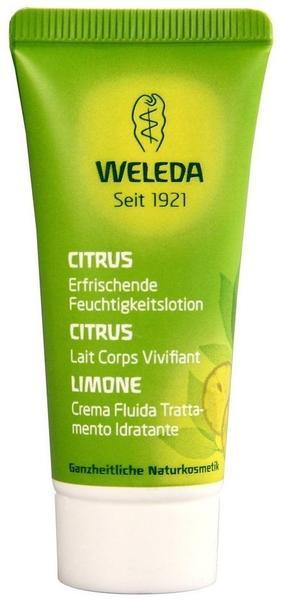 Weleda Citrus Erfrischende Feuchtigkeitslotion (20ml)