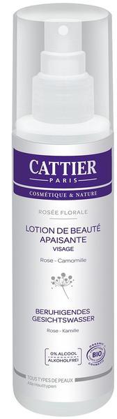 Cattier Rosee Florale Beruhigendes Gesichtswasser 200 ml