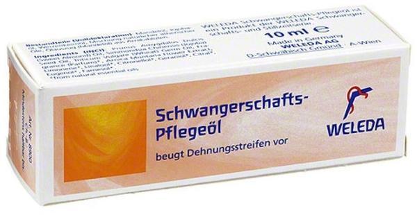 Weleda Schwangerschafts-Pflegeöl 10ml